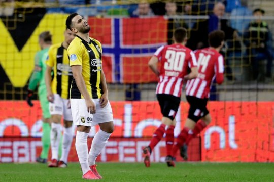 PSV balikan kedudukan untuk pecundangi Vitesse 2-1