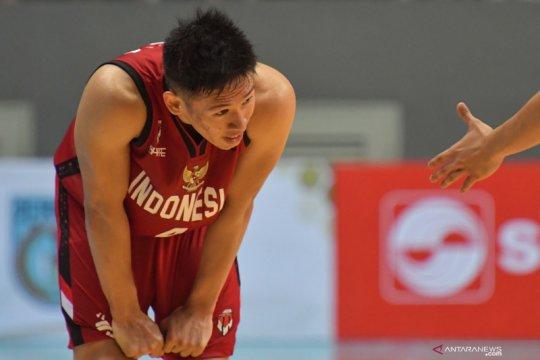 Abraham Damar belum puas dengan hasil kualifikasi Piala Asia FIBA 2021