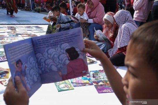 Komisi X DPR apresiasi upaya pemerintah tingkatkan literasi