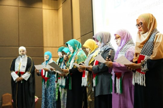 Milad ke-12, Adara deklarasi Fol-PIP dan launching website