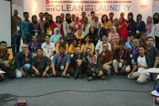 Bisnis laundry siap hadapi era Revolusi Industri 4.0