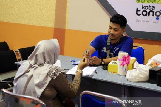 Disdukcapil buka layanan sehari jadi di Tangerang Expo 2020