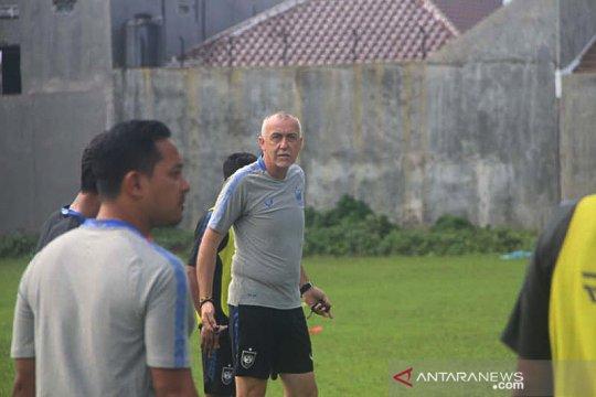 PSIS Semarang tetap gelar latihan meski kompetisi ditunda