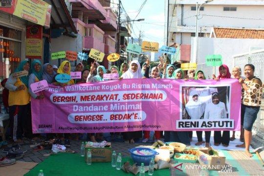 Reni Astuti lanjutkan pemberdayaan UMKM eks lokalisasi Dolly