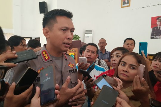Polres Bekasi tangkap empat pelaku tawuran pelajar