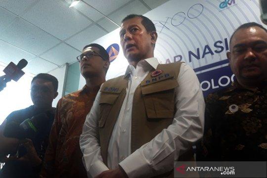 BNPB: Pengambilan air tanah berlebihan picu banjir Jakarta