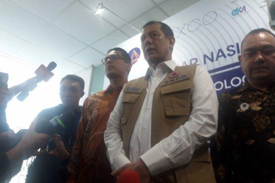 BNPB petakan 295 patahan di Sumatera hingga Papua
