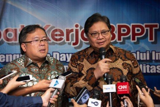 Airlangga inginkan Indonesia kembangkan digital capability center