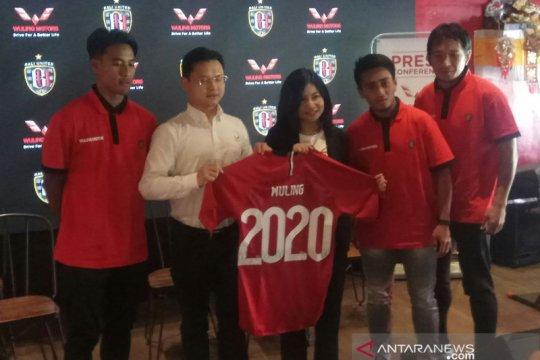 Bali United dapat dukungan sponsor utama dari perusahaan mobil