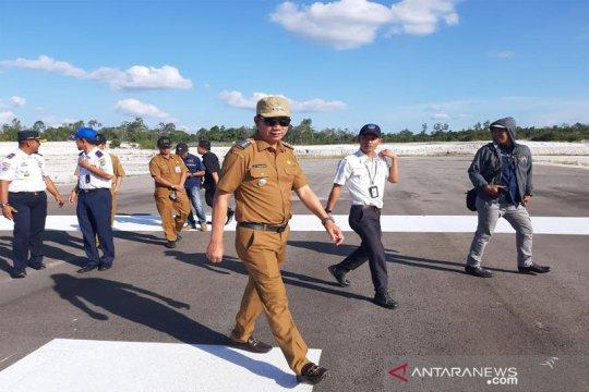 Bandara Muhammad Sidik diharapkan diresmikan Presiden Jokowi tahun ini