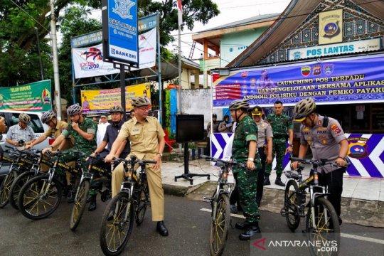 Polres Payakumbuh perluas PolisiKu tambah fitur damkar dan ambulans