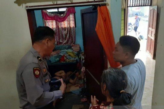 Polisi: seorang istri tega aniaya suami yang lumpuh di Deli Serdang
