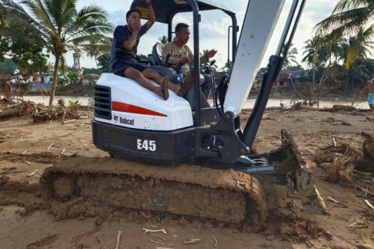 Lahan pertanian korban banjir Lebak direhabilitasi Distan Banten