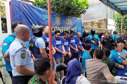 BNN tetapkan 5 tersangka kasus rumah pabrik narkoba di Bandung