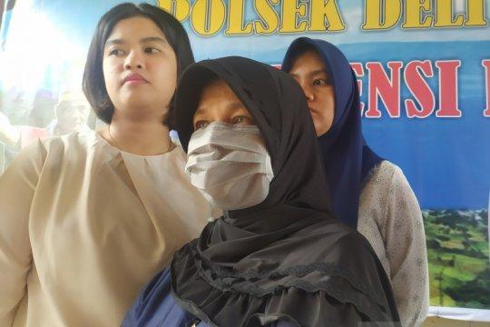 Istri penganiaya suami di Deli Serdang ditetapkan sebagai tersangka