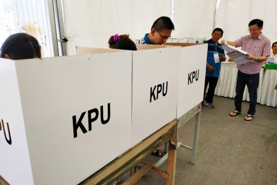 MK tolak gugatan, pelaksanaan Pemilu tetap serentak