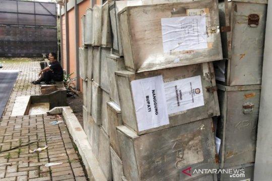 KPU Bogor memburu 9.000 kotak suara tercecer sejak tahun 2004