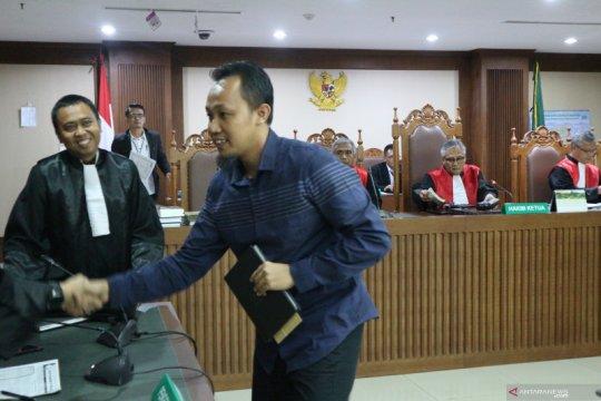 Pengusaha divonis 1,5 tahun penjara karena terbukti suap Dirut Perindo