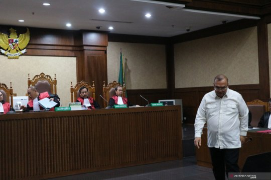 Mantan Aspidum Kejati DKI divonis 5 tahun penjara