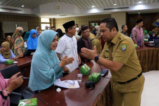 Wali Kota Tangerang ajak lembaga penerima hibah bersinergi bangun kota