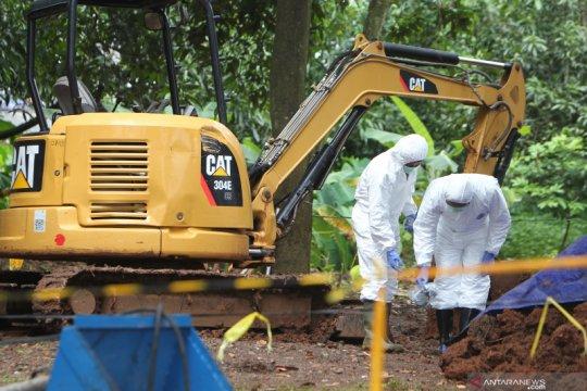 Polri: Pemilik radioaktif di Perumahan Batan Indah masih jadi saksi
