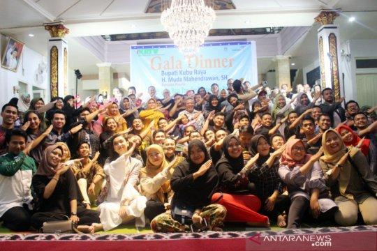 89 peserta ikuti Kubu Raya Traveler Vlog Festival
