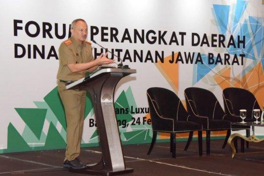 Sekda: Provinsi Jabar ingin wujudkan Green Province