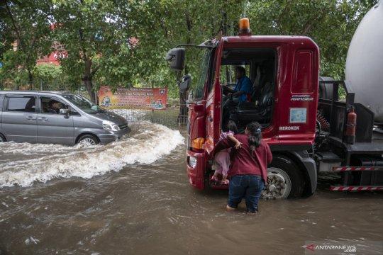 Banjir di Cilincing