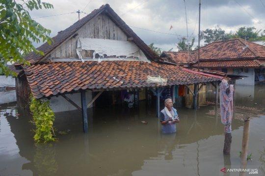 Pekalongan terendam banjir