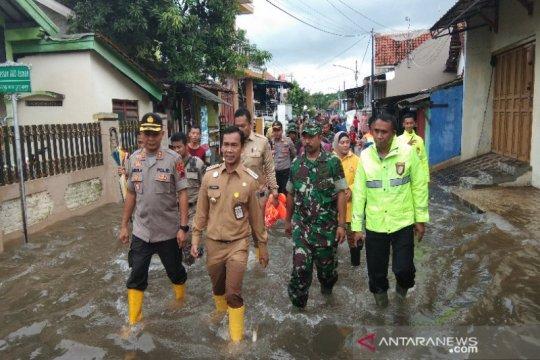 Kabupaten Batang dan Pekalongan dikepung banjir