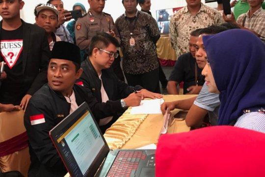 KPU Surabaya terima dokumen dukungan dua pasang bacawali perseorangan