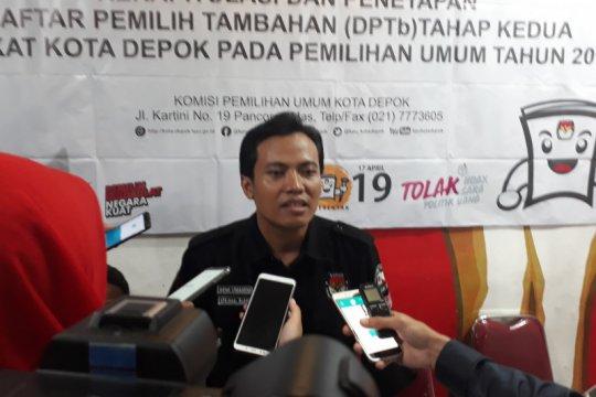 Pilkada Depok tidak diikuti calon independen