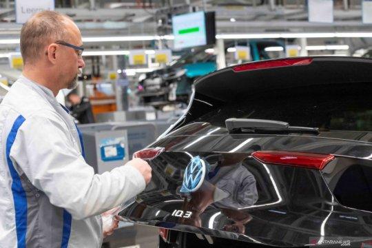 VW ID.3 mulai produksi di pabrik Dresden, bekas pabrik e-Golf