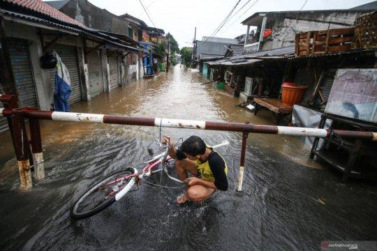 BNPB imbau masyarakat siapkan mitigasi banjir akibat hujan lebat