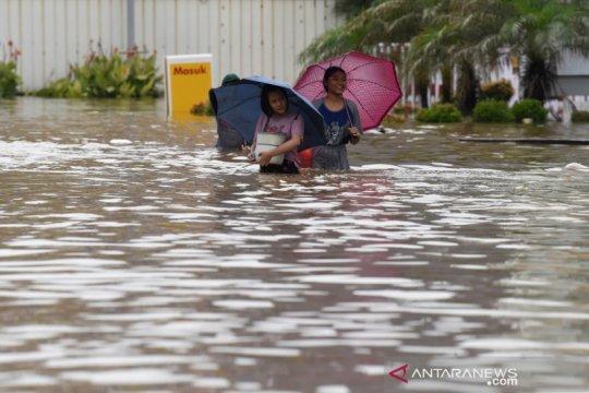 Menteri PUPR: Banjir ibu kota tanggung jawab bersama