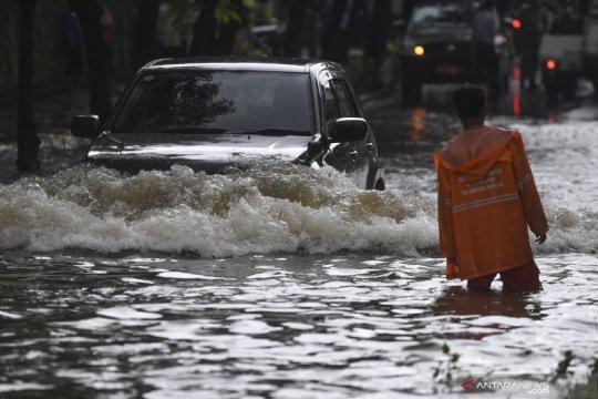 Fenomena menyerupai CENS berkaitan dengan banjir di Jabodetabek