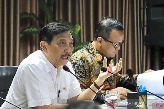 Luhut sebut kebijakan Edhy Prabowo berdasarkan studi