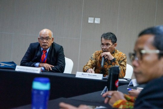 Lembaga antikorupsi Malaysia belajar pengelolaan LHKPN ke KPK