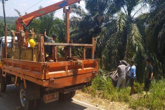 Rombongan mahasiswa kecelakaan di Subulussalam Aceh, satu meninggal