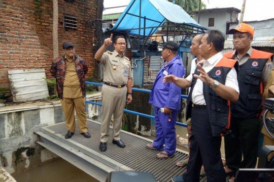 Jakarta Pusat tegaskan pompa Dukuh Atas berfungsi normal