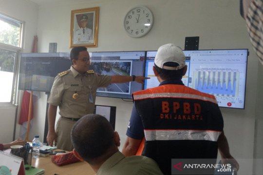 Anies: Lebih dari 200 RW terdampak banjir