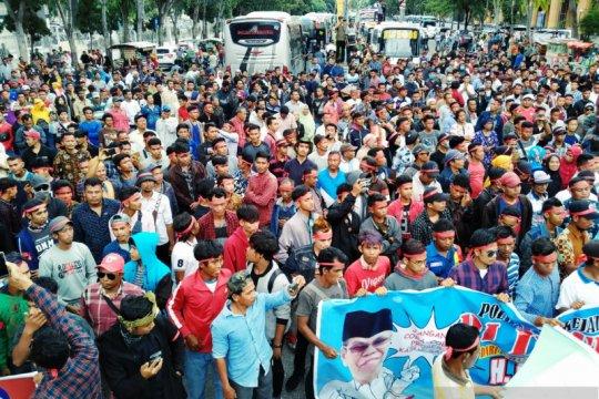 Plt Bupati Bengkalis tiga kali absen panggilan polisi
