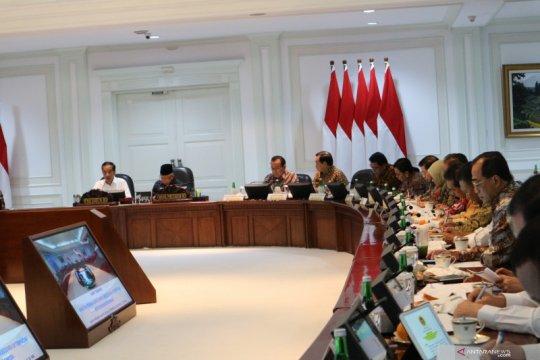 Presiden Jokowi siapkan instrumen fiskal atasi dampak virus Corona