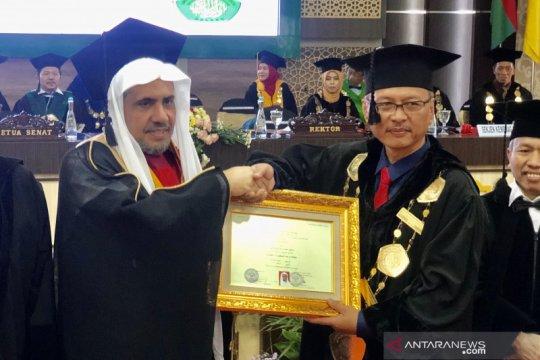 UIN Malang beri gelar kehormatan untuk tokoh moderasi Islam dunia
