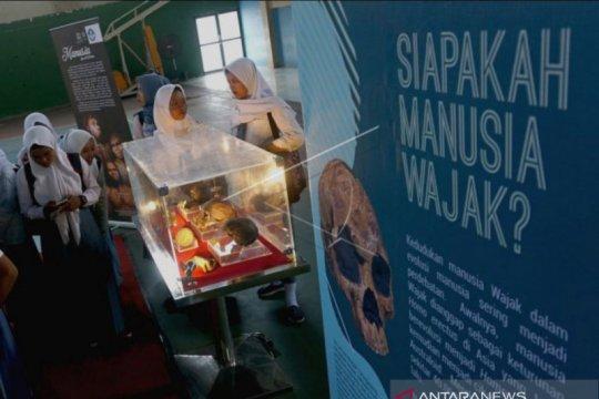 Pameran purbakala digelar BPSMP Sangiran di Tulungagung-Jatim