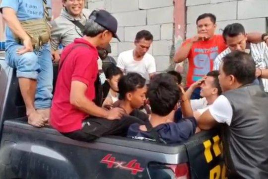 Polisi tangkap delapan remaja diduga terkait kericuhan Mall AEON