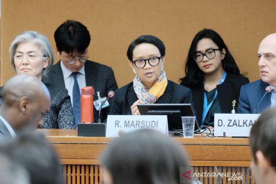 Dalam sidang Dewan HAM PBB, Indonesia kembali sanggah tudingan Vanuatu