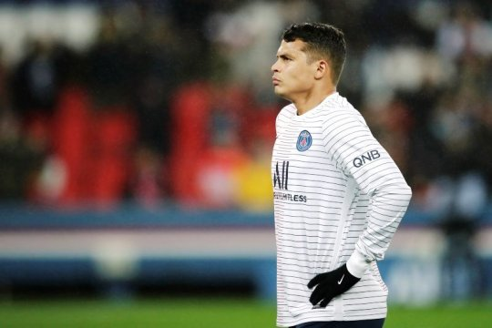 Kapten Thiago Silva akan tinggalkan PSG
