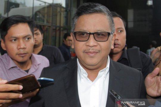"""Hasto Kristiyanto respon """"OK Sip"""" untuk laporan pertemuan Harun Masiku"""