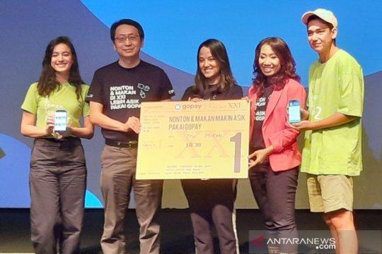 Kemarin, bayar bioskop pakai GoPay hingga makanan favorit Indonesia
